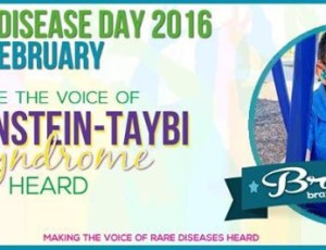 Support World Rare Disease day!